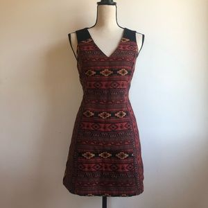 BCBG Tribal Dress